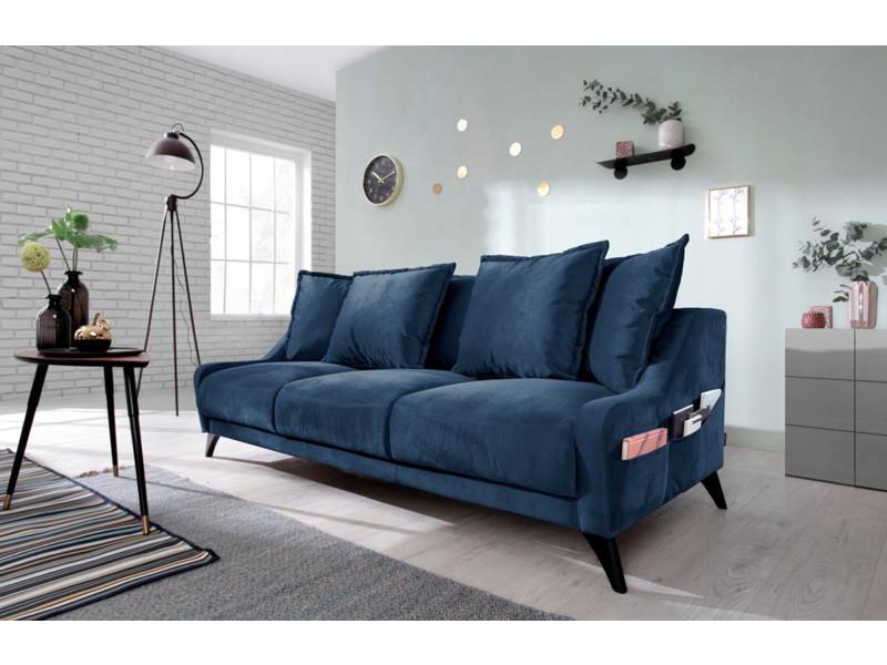 Canapé british bleu navy 71520431210