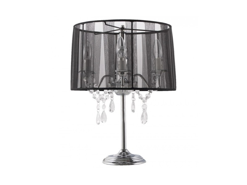 lampe de chevet baroque noir vente de lampe conforama. Black Bedroom Furniture Sets. Home Design Ideas