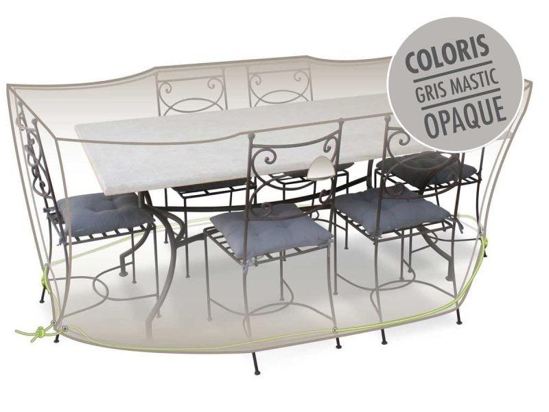 Housse de protection pour salon de jardin 240 x 130 x 70 cm luxe ...