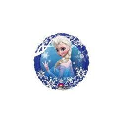 Ballon mylar : petit modèle : frozen la reine des neiges