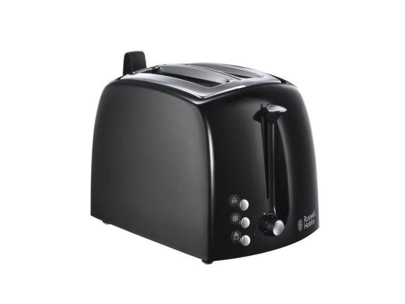 Grille-pains 2 fentes 895w noir - 22601-56 AUC4008496855520
