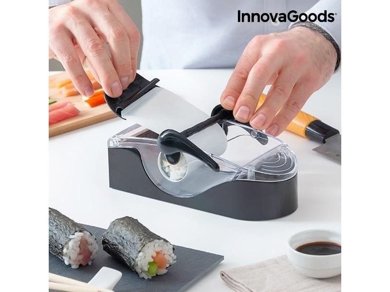 Appareil manuel pour préparation de sushis - avec livre de recettes