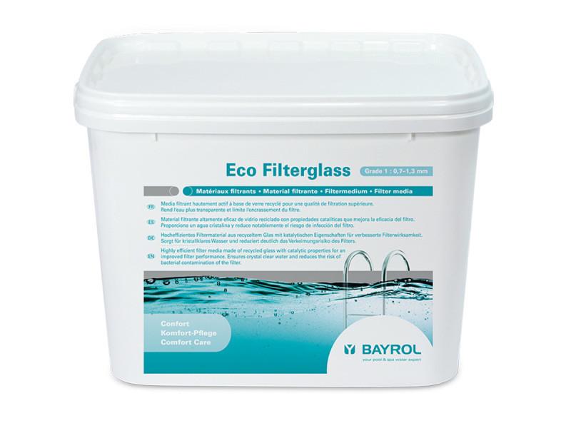 Verre filtrant eco filterglass grade 1 20 kg - bayrol