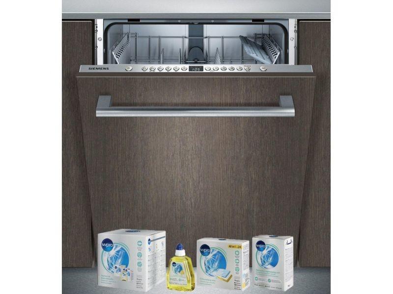 Lave-vaisselle tout intégrable encastrable 44db a++ 12 couverts 60cm infolight