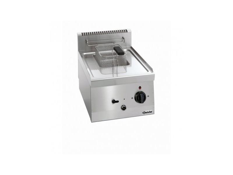 Friteuse électrique - 6 litres avec robinet de vidange - bartscher - 600 CDP-131306BAR