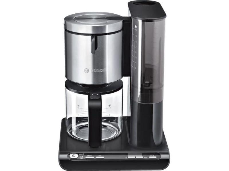 Bosch tka8633 cafetiere filtre programmable styline - noir BOS4242002594989