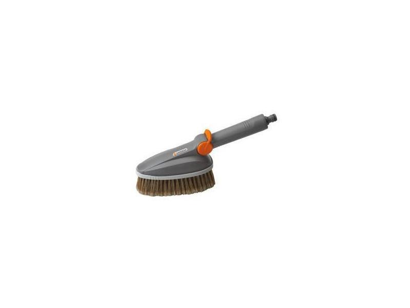 Gardena - brosse de lavage à main à brins souples 557420
