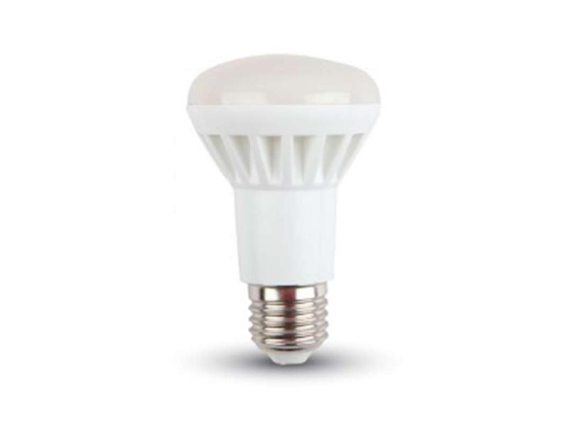 Led ampoule 8w e27 r63 équivalent 50w - blanc chaud 3000k VT1862-SKU4221
