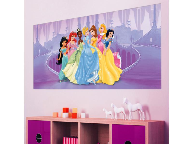 Poster Géant Princesses Disney