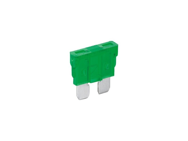 Car fusible 30 a vert