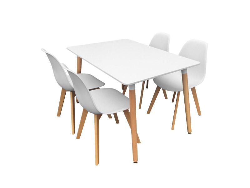 conforama ensemble table et chaise hollandschewind. Black Bedroom Furniture Sets. Home Design Ideas