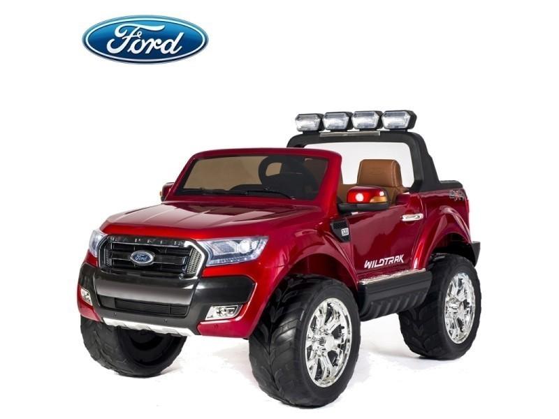 Électrique Écran 4x4 Voiture Ford Grand Véhicule Lcd Ranger Enfant drxWeBoC