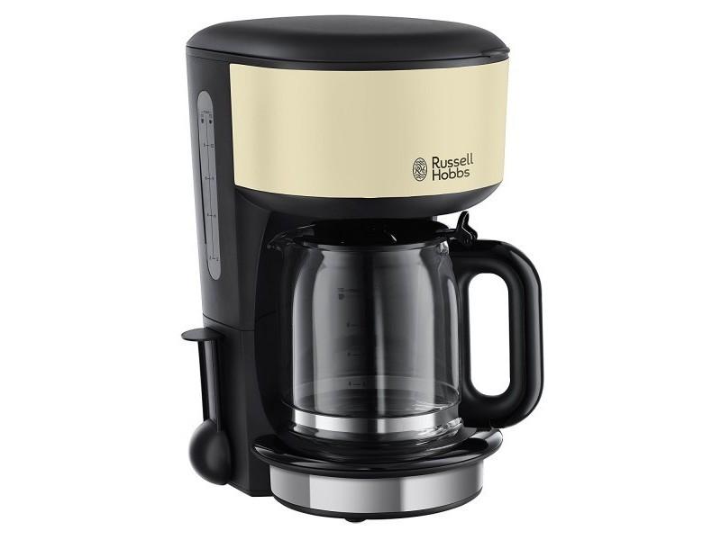 Russell hobbs cafetière filtre 15 tasses colours plus+ crème 20135-56