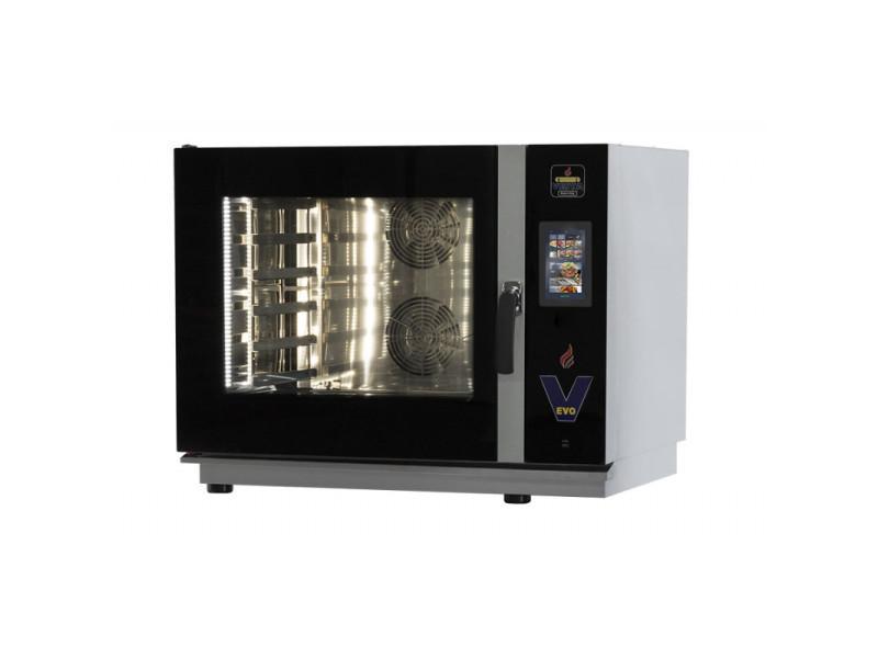 Four mixte touch screen 6 ou 10 niveaux gn 1/1 - vesta - 10 gn 1/1