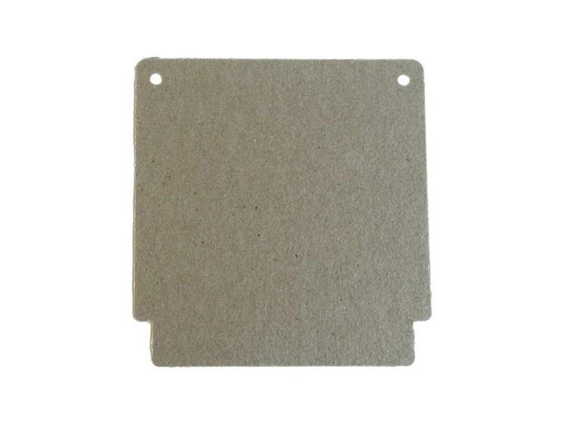 Plaque mica guide ondes 115 x 120 m/m reference : de7100015a