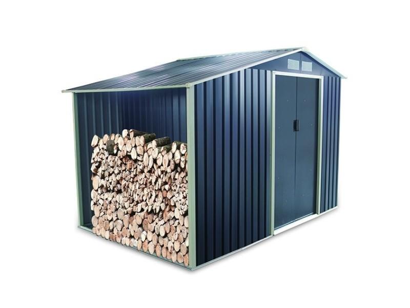 Abri jardin métal gardiun ontario 5,31 m² ext. KIS12972