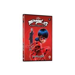 Miraculous le terrible papillon dvd