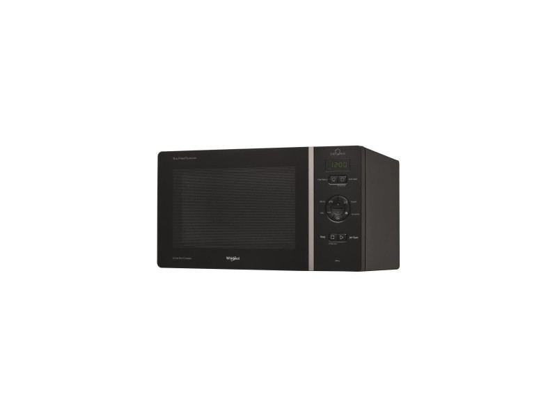 Whirlpool mcp347nb-micro ondes combine grill noir-25 l-800 w-grill 900 w-pose libre
