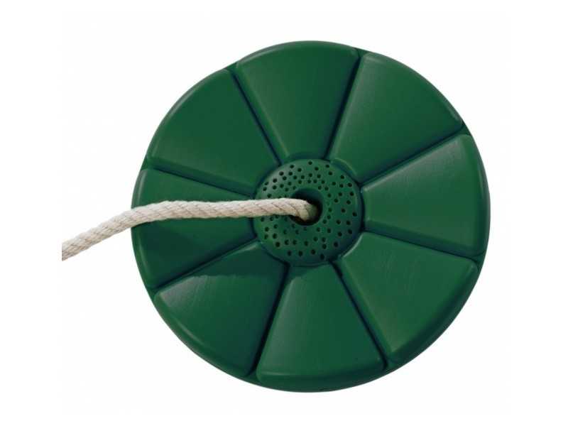 Axi siege balancoire rond vert sapin A150.003.02