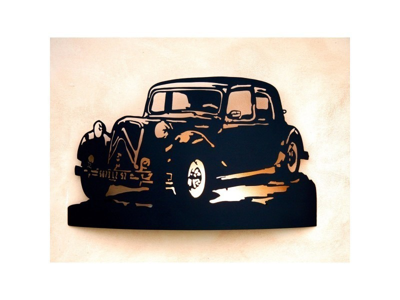 Applique Murale Voiture Collection Traction Avant Conforama