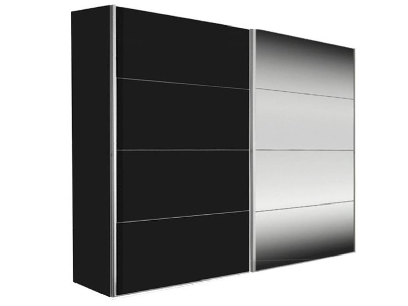 fly armoire porte coulissante stunning affordable. Black Bedroom Furniture Sets. Home Design Ideas