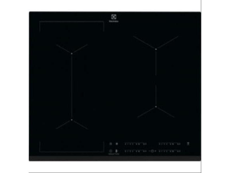 Table de cuisson à induction 59cm 4 feux 7200w flexinduction noir - eiv63443 eiv63443