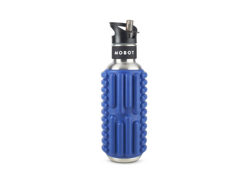 Bouteille de sport avec revetement trigger point 0,7 litres GRACE 0.7 L G-BLUE