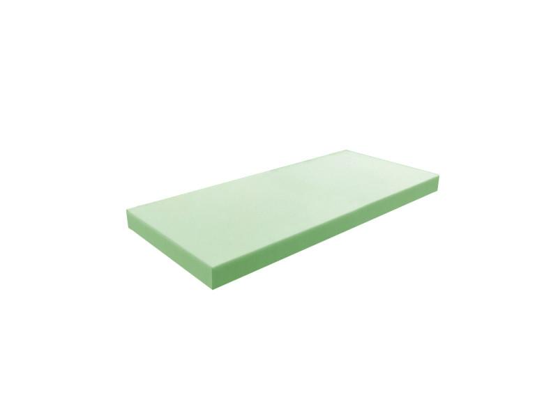 Matelas pour tous | plaque de mousse 35 kg/m³ ferme 60x120 cm | epaisseur 5 cm 3DE.PE.35F.5.0612