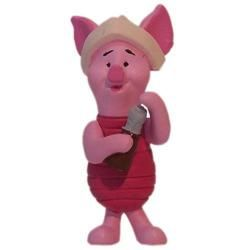 Winnie l'ourson disney figurine porcinet 5 cm