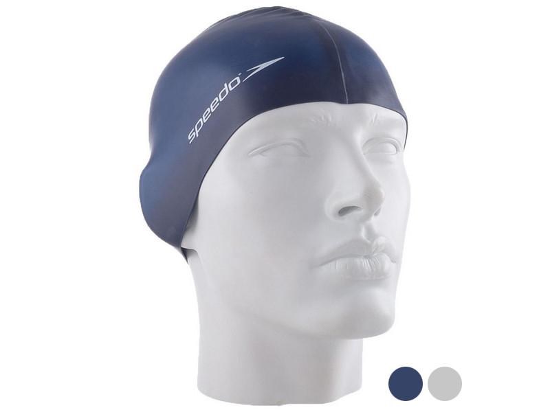 Bonnets de natation inedit couleur argent bonnet de bain speedo plain flat