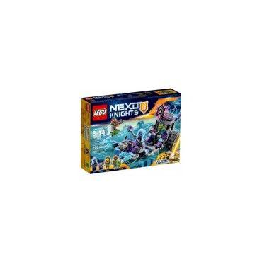 70349 le char de combat de ruina lego r nexo knights 0117 70349 vente de lego conforama. Black Bedroom Furniture Sets. Home Design Ideas