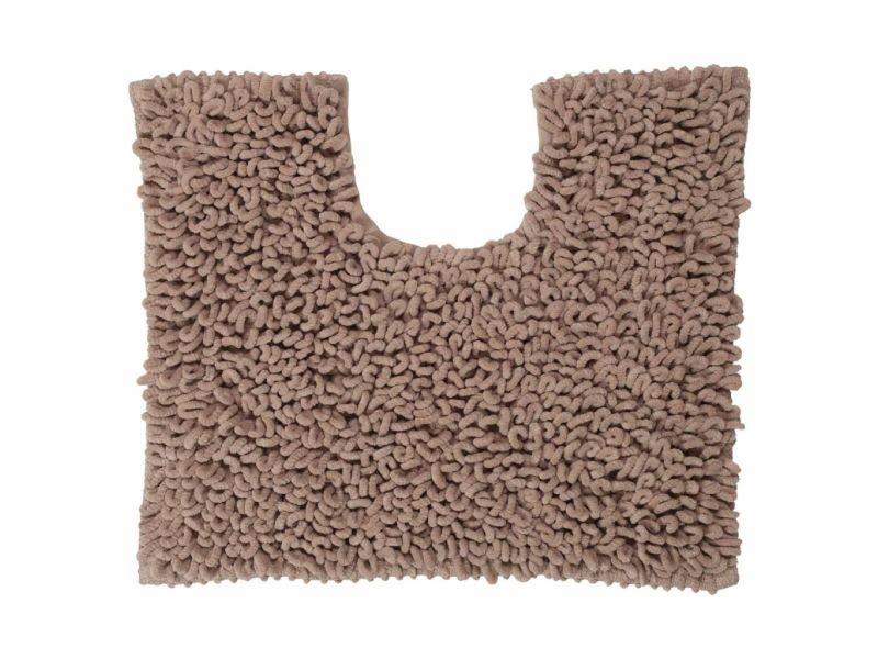 Sealskin tapis de piédestal twist 45 x 55 cm sable 294645065 416633
