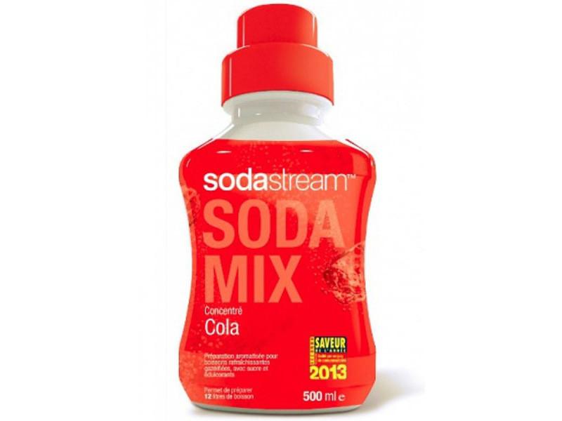 Sirop pour machine à gazéifier - concentre cola 500ml concentre cola 500ml