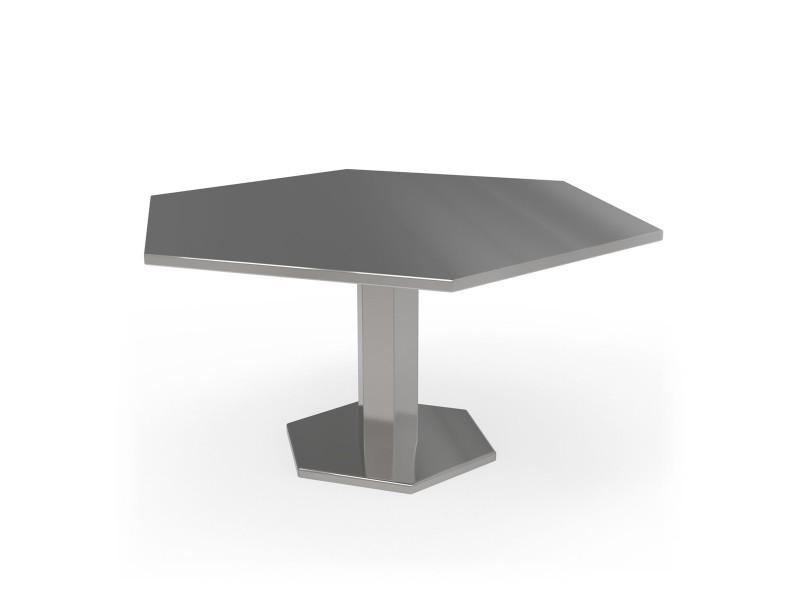 Tables hexagone vente de zhed conforama