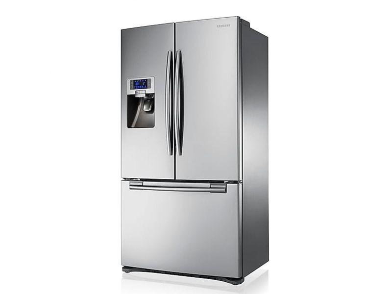 samsung r frig rateur frigo am ricain us 3 portes inox. Black Bedroom Furniture Sets. Home Design Ideas