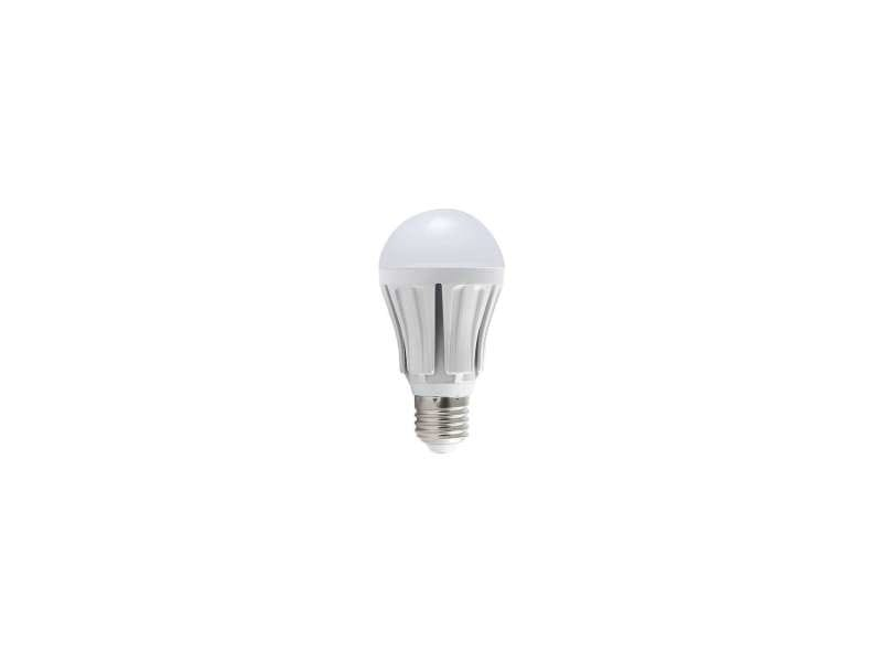 Lot de 5 ampoules led e27 12w éclairage 100w - blanc naturel 4100k 5XA60-E27-12W-NW
