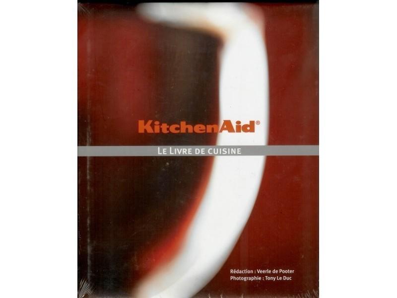 Livre de recettes pour robot kitchenaid - cbshopfr cbshopfr