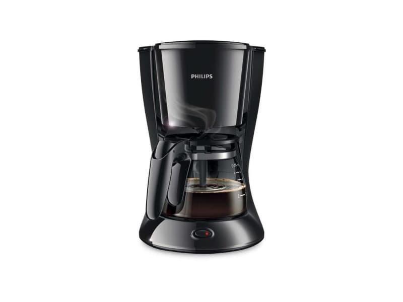 Cafetière filtre philips hd 7432/20 - noir 2166
