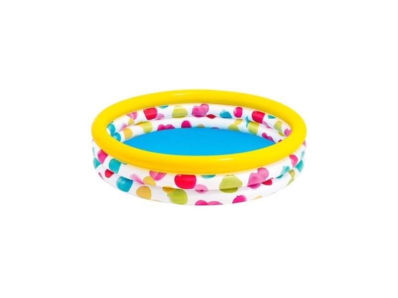 Intex - cerceaux de piscine multicolores