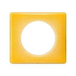 Legrand - celiane plaque today jaune 1 poste