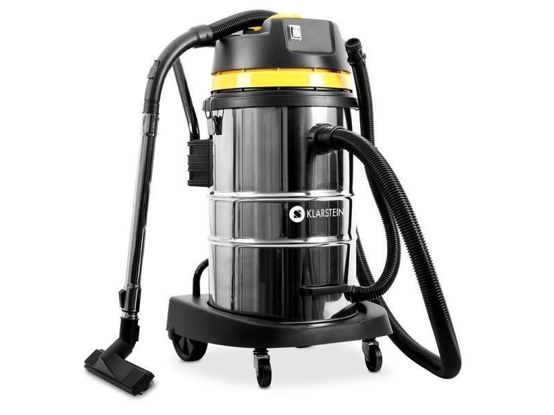 Klarstein ivc-50 aspirateur industriel + accessoires 50l 2000w