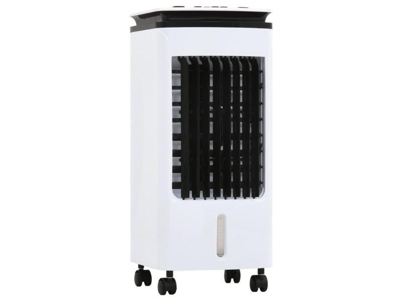 Superbe chauffage et climatisation edition singapour refroidisseur d'air humidificateur purificateur d'air 3en1 80 w
