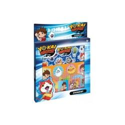 Totum set de stickers yo kai watch