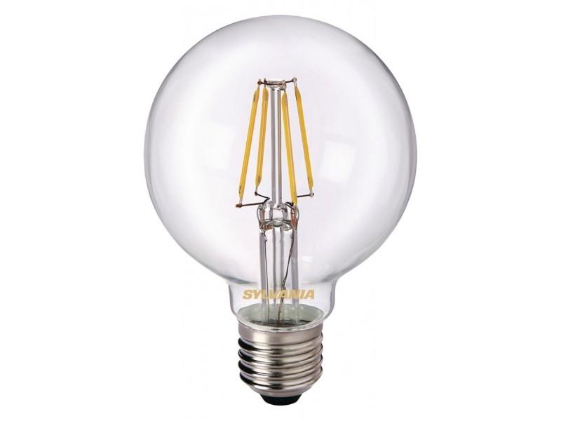 Sylvania ampoule led retro filament globe g80 e27 40w