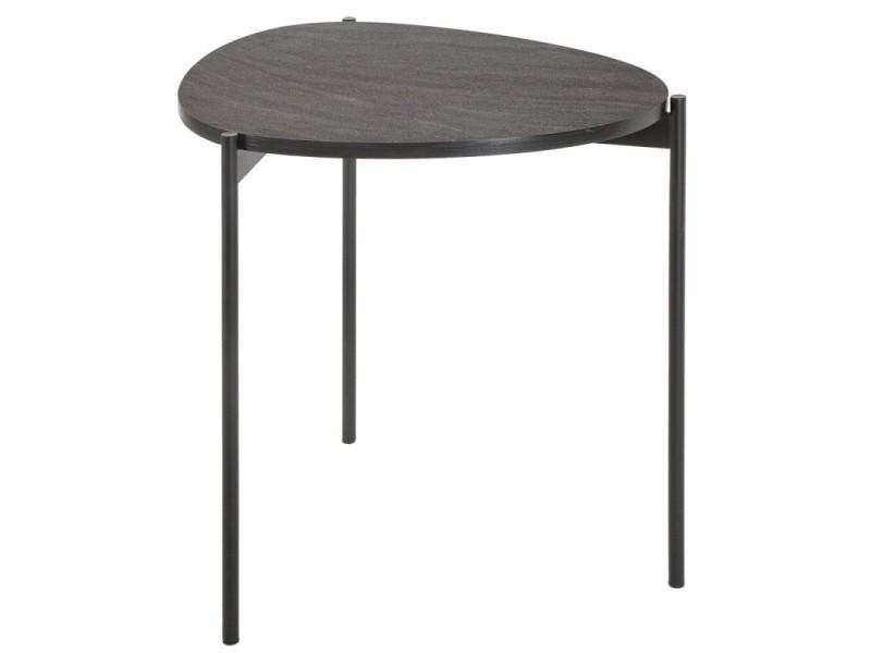 Table basse dark stone petit modèle atmosphera