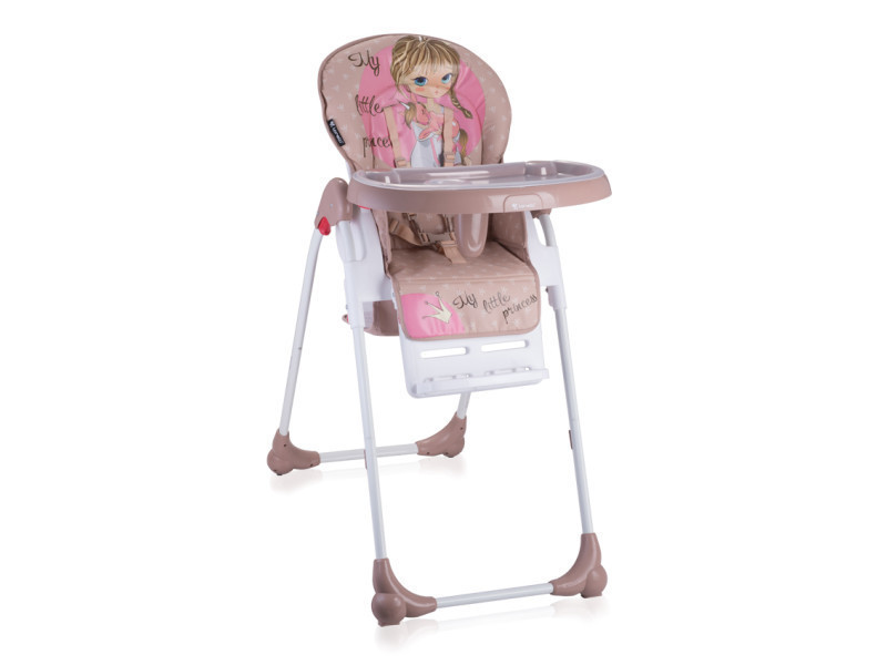 chaise haute r glable volutive oliver beige 10100251703 vente de lorelli conforama. Black Bedroom Furniture Sets. Home Design Ideas