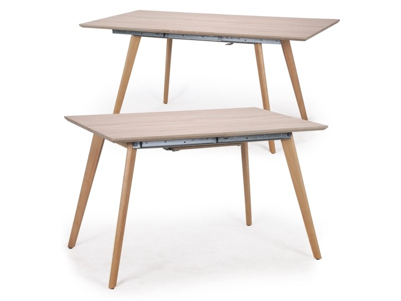 Table extensible bilbao chêne
