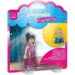 6881 playmobil fashion girl - tenue de gala