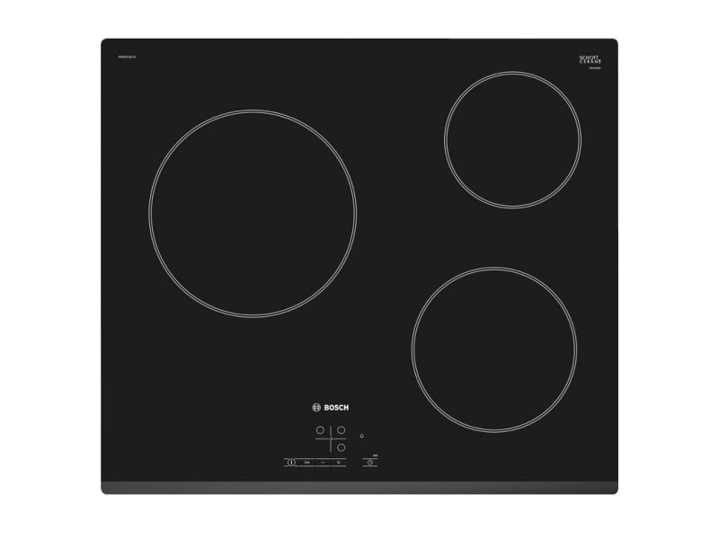 Table de cuisson vitrocéramique bosch pkm 631 b 17 e PKM631B17E