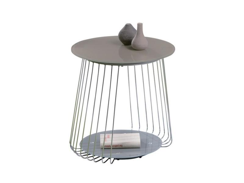 Paris prix - table basse design en verre \